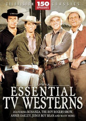 essential tv westerns 150 episode collection 12 dvd 2009 television on mill creek