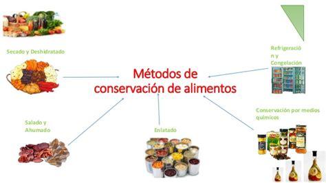 5 tecnicas de conservacion de alimentos m 233 todos de conservaci 243 n de alimentos