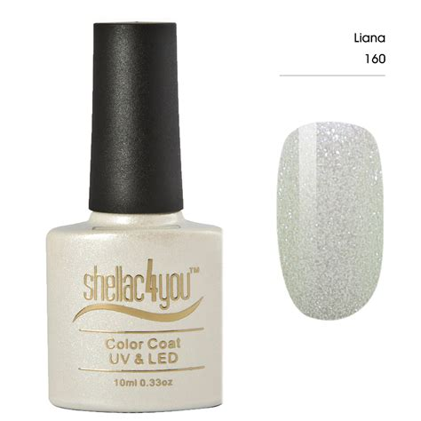 nagellack uv le shellac4you uv led nagellack liana ihr nr 1