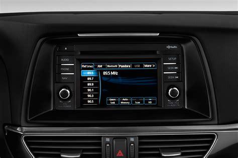 build a mazda 6 2015 2015 mazda mazda6 radio interior photo automotive