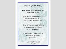 Grandma Love Quotes. QuotesGram I Love You Grandma Quotes