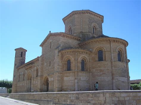 romanesque architecture in spain
