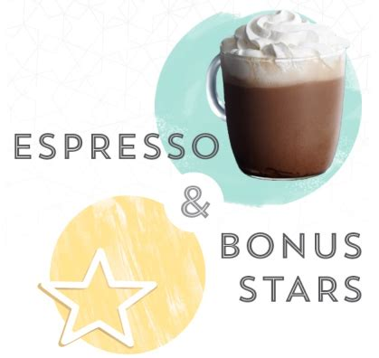 Starbucks Handcrafted Espresso - starbucks 3 more easy bonus targeted points