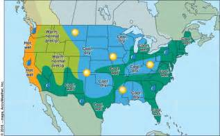 United States Of America Usa Fastis 2018 Summer Weather Forecast 2017 U S And Canada The