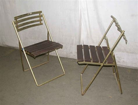 modern folding chairs mid century modern folding chairs olde things
