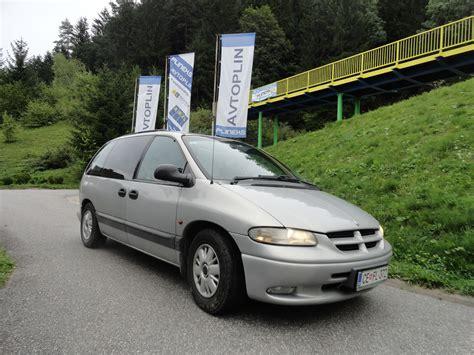 Chrysler Se by Chrysler Voyager 3 3 Se Avtoplin Plineks
