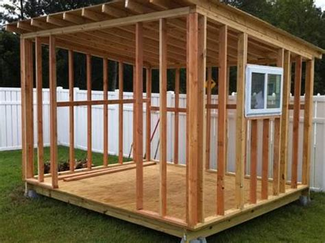Do It Yourself Storage Shed by Easy Playhouse Plans Playhouse Plans Simple House