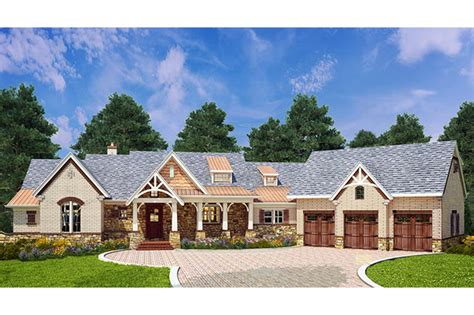 house plans new craftsman style house plan 3 beds 3 5 baths 2531 sq ft plan 119 426 dreamhomesource