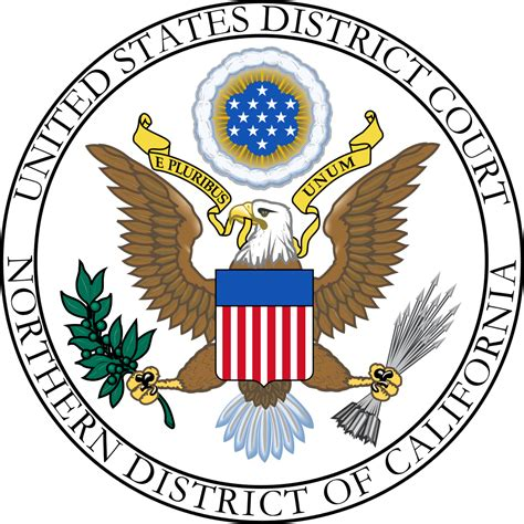 Us District Court Southern District Of California Search File Us Dc Norcal Svg Wikimedia Commons