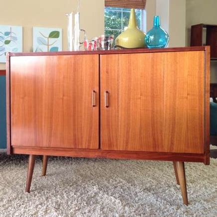 modern bar cabinet with fridge rhan vintage mid century modern blog now that s a bar