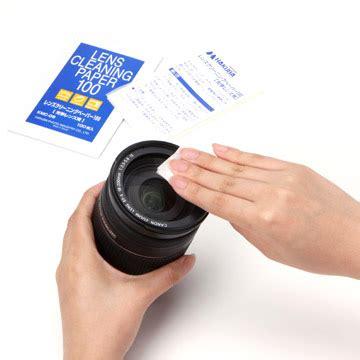 Hakuba Lens Cleaning Paper by Hakuba Kmc 06 Lens Cleaning Paper 100pcs Dcfever