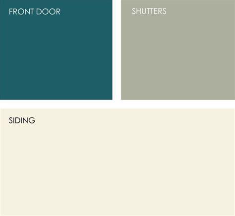 shutter paint colors 25 best ideas about shutter colors on pinterest