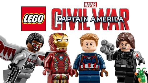 Civil War Lego Blok To lego captain america civil war sets my thoughts