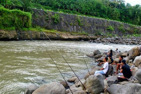 Joran Pancing Untuk Sungai Warta Pancing Teknik Memancing Ikan Air Tawar