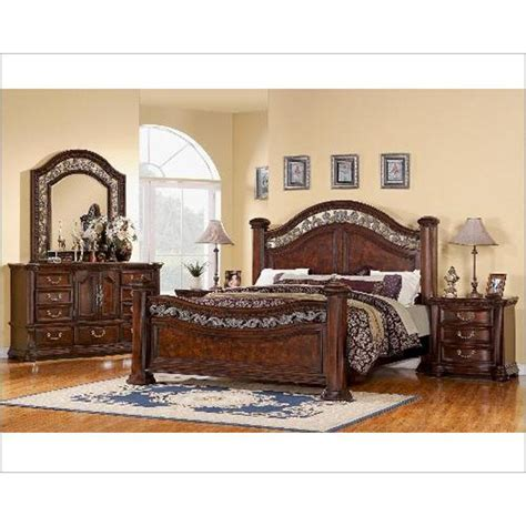 wynwood bedroom furniture 1605 95 ck flexsteel wynwood furniture alicante bed