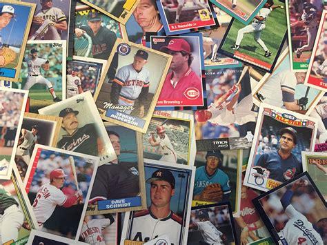 Baseball Gift Card - baseball cards a look back at memories baseball essential