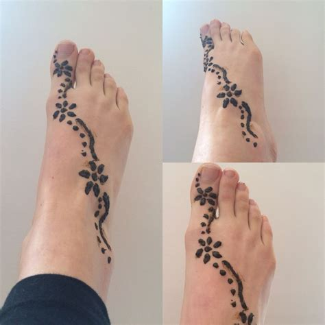 henna tattoo how to use easy henna design for beginners takes 10 15 mins