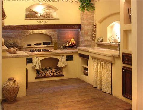 camini in cucina gallery of camini rustici lavorazione artigianale con