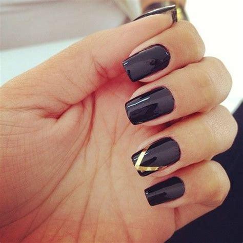 Black Nail by Black Nail Variations Black Nails Everydaytalks