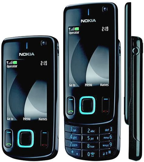 slide mobili nokia 6600 slide mobile phone