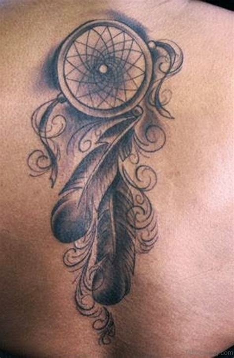 dream catcher tattoo for man 50 wonderful dreamcatcher tattoos on back