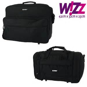 wizz air cabin bag luggage fits in 42x32x25cm