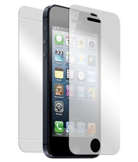 Tempered Glass For Apple Iphone 4 incell front and back clear hd tempered glass for apple iphone 4 and 4s buy incell front and