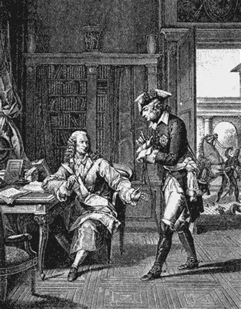rbb Preußen-Chronik | Bild: Voltaire und Friedrich II.