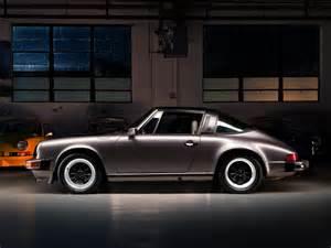 Porsche 911 3 2 The Last Of The Evolution Porsche 911 3 2 Targa America 911 1983 89