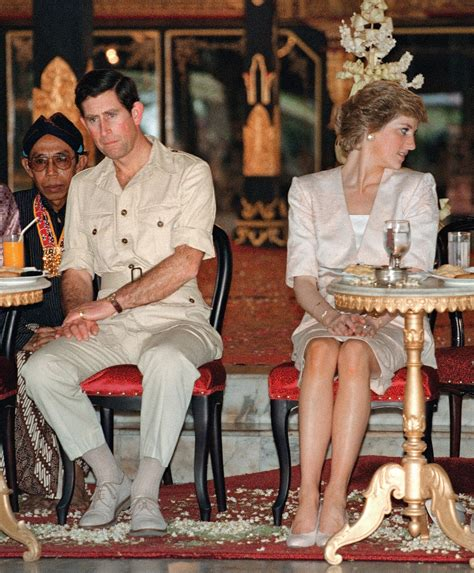princess diana and charles a look back on princess diana and prince charles