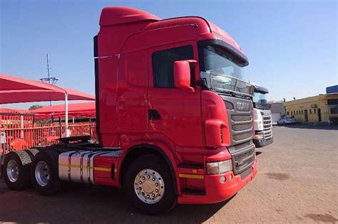 2012 scania r 580 truck trucks for sale in gauteng r 710
