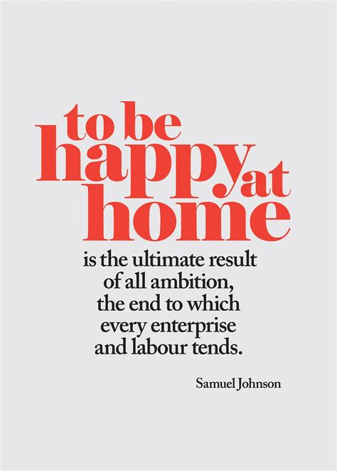 happy home quotes like success