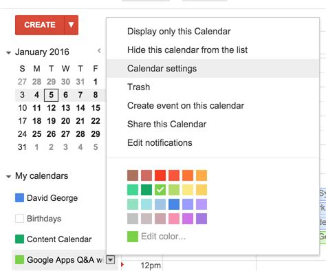 Calendar Settings How To Create Appointment Slots In Calendar