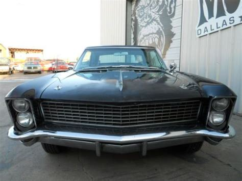 purchase   buick riviera offered  gas monkey