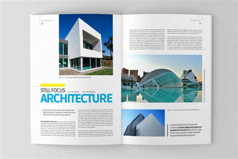 architectural design templates 20 beautiful modern brochure design ideas for your 2014