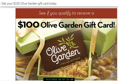 Olive Garden Gift Card Good At - ripoff report dineouttonight complaint review henderson nevada