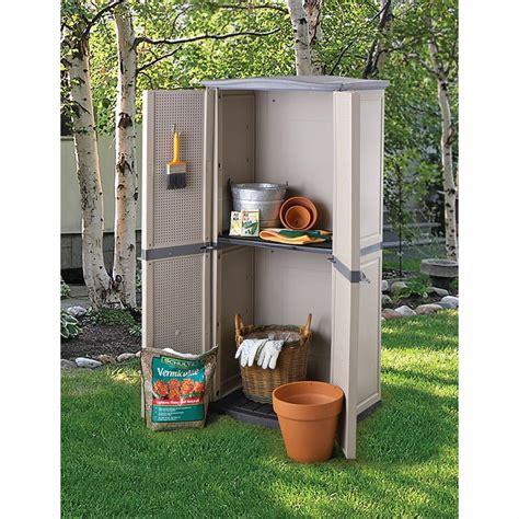 Vertical Garden Shed Keter 174 Vertical Storage Shed 120821 Yard Garden At