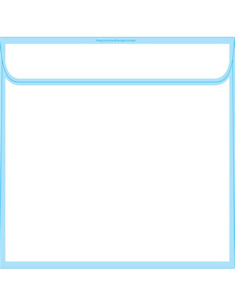 booklet envelope template booklet envelopes 8 3 4 x 11 1 2 back free