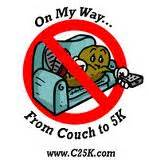 super couch potato 5k c25k couch potato to 5k reclaim my life
