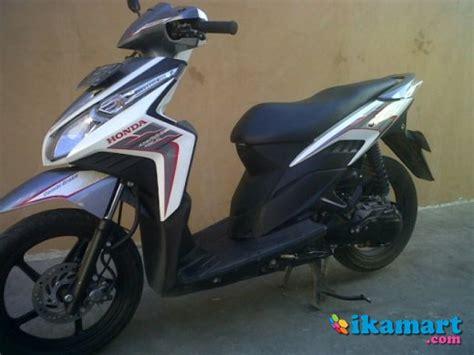 Vario Cbs 2011 Malang Kota jual honda vario techno cbs putih 2011 bandung motor