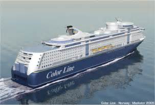 color line color line cruise ships medialon