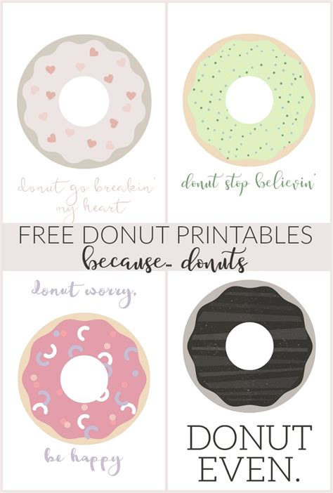 printable donut images donut postcards because donuts donuts