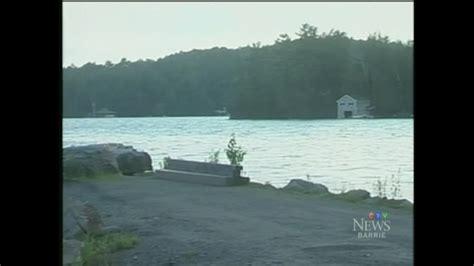 boat propeller fell off opp 7 year old fell off boat hit propeller on lake