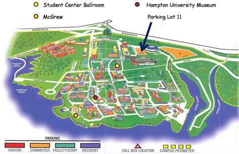 Western Washington University Campus Map