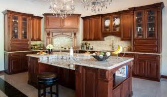 kitchen remodeling mahogany cabinets in scottsdale az