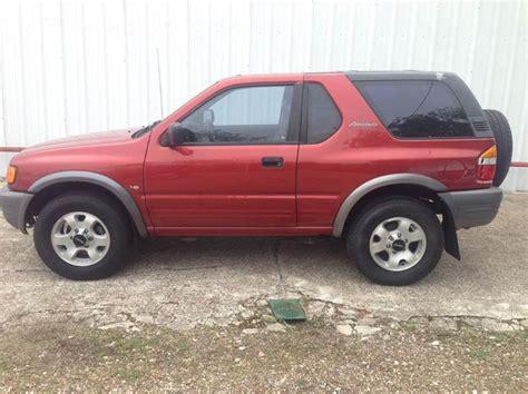 isuzu amigo hardtop isuzu amigo suv 2 door for sale used cars on buysellsearch