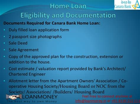 canara bank housing loan interest rates canara bank housing loan interest rate 28 images