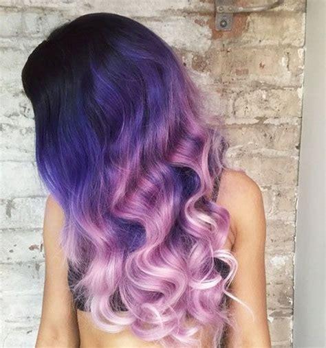 top  choices  dye  hair purple vpfashion