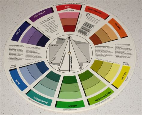 color wheel design simple practical color theory tutorial with color wheel silhouetted