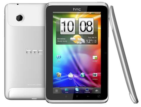 what s the best android tablet htc flyer htc s 7 quot android tablet with htc sense launching in q2 eurodroid